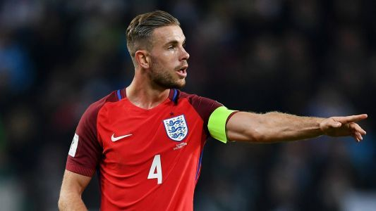 Henderson is a certain leader of men - Southgate