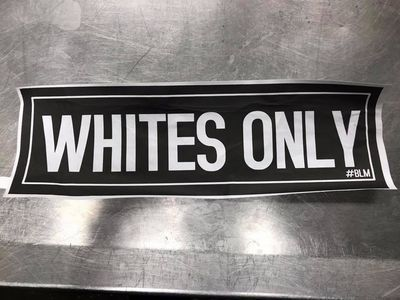 Restaurants Targeted With 'Whites Only' Stickers in St. Louis