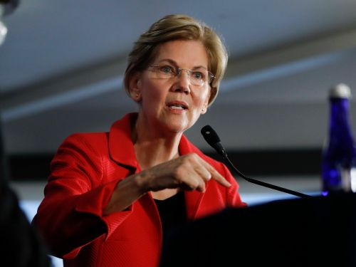 Eastern Band of Cherokee Indians chief voices support for Elizabeth Warren after she sparked controversy for taking a DNA test to prove her Native American ancestry