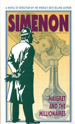 Cocktail Talk: Maigret and the Millionaires, PartI