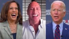 Dwayne Johnson Backs Biden And Harris In First-Ever Presidential Endorsement