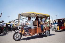 For various tourist spots in Tripura, government introduces e-vehicles