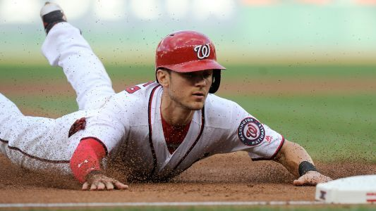 MLB wrap: Nationals rally from 9-0 deficit to beat Marlins