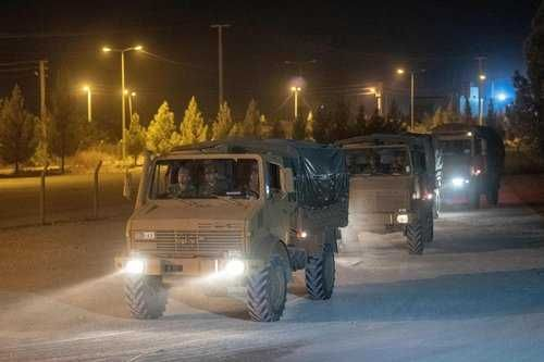 Turkey begins military offensive in Syria, days after Trump announced pullback of US troops