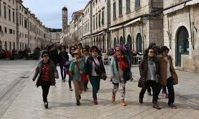 This February, Dubrovnik attained the best result in tourism