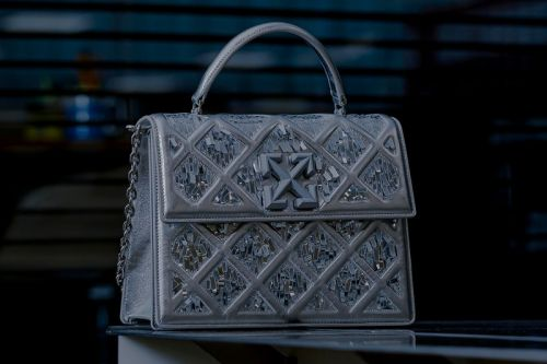 Off-White™'s One-of-a-Kind 2.8 Jitney Handbag Will Help Fund the Musée du Louvre