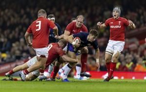 Wales hold off Scotland 21-10 in Cardiff