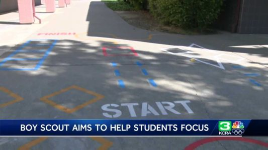 How one aspiring Eagle Scout from Rocklin is helping students stay focused