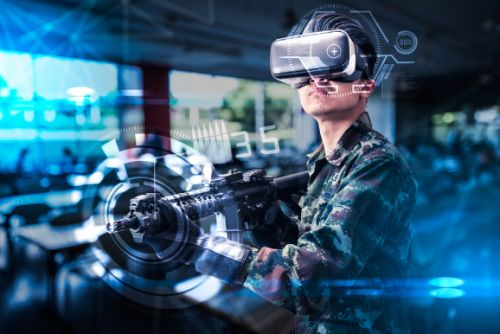 Transcending reality to protect our armed forces