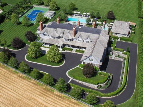 Take a look inside the Hamptons mansion that an NYC businessman, who's fleeing the city because of the coronavirus, is renting for nearly $2 million for the summer