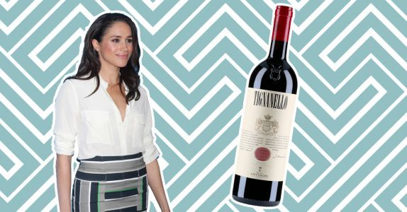 Everything You Need To Know About Tignanello, Meghan Markle's Favorite Wine