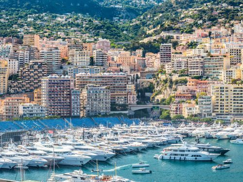 An aristocrat who claims his family should have inherited the throne of Monaco is suing France for $401 million