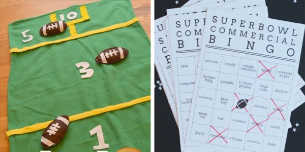 10 games that make watching the Super Bowl even more fun