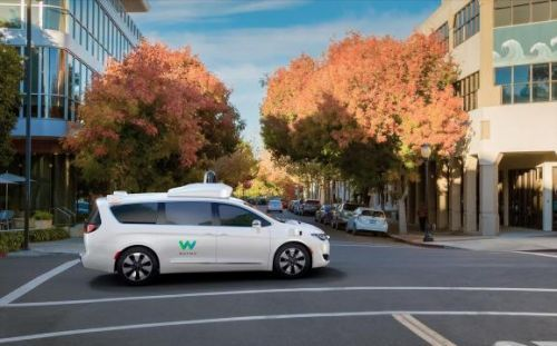 Waymo to launch autonomous taxi service with no human in driver's seat