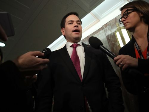 Marco Rubio says he'd support legislation blocking 18-year-olds from buying rifles