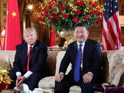 Trump said China's business tax rate is 15% - it's actually much higher