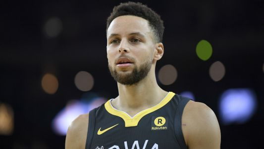Stephen Curry injury update: Warriors G upgraded to questionable for Game 1