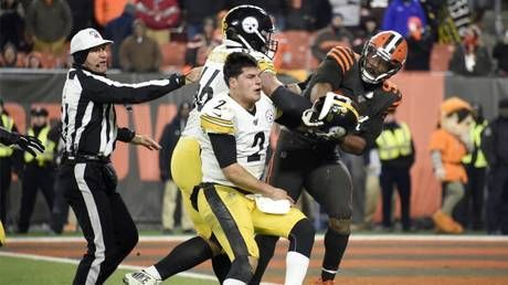 'Unprecedented penalties': NFL issues mammoth fines and suspensions following Browns-Steelers melee