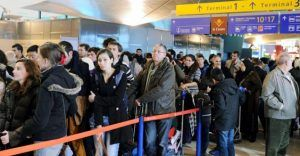 Hundreds of flights cancelled due to French air traffic-control strike