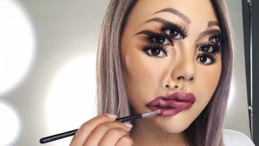 How Mimi Choi Went From Preschool Teacher to Instagram's Most Sought-After Illusion Makeup Artist