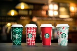 Starbucks Releases Its 2018 Holiday Cup Designs