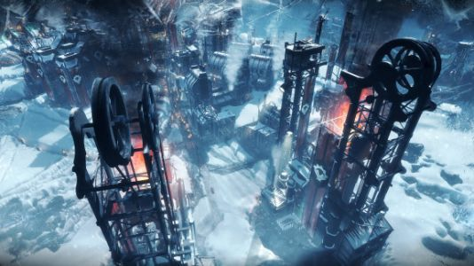 Frostpunk sells over 1.4 million copies in its first year