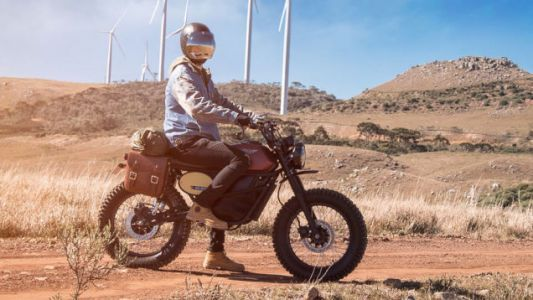 The Fly Free Smart is the Awesome Looking Electric Motorcycle We've All Been Waiting For
