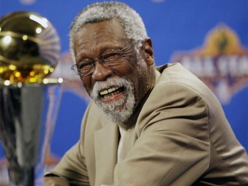 Boston Celtics legend Bill Russell hospitalized overnight