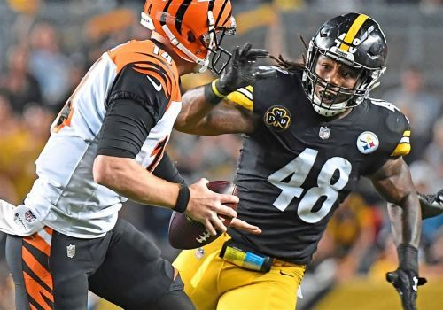 Good grievance: Steelers linebacker Bud Dupree wants more money added to his franchise tag