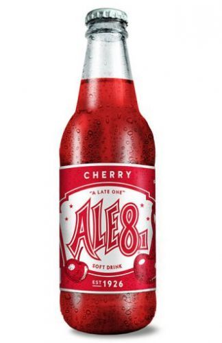 Drink of the Week: Ale-8-One Cherry Soda