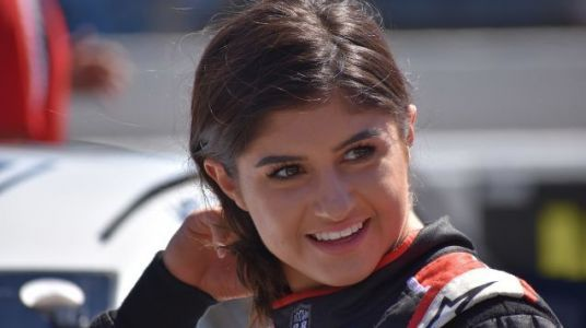 Hailie Deegan Makes NASCAR K&N History By Being the First Woman to Score a Pole Position