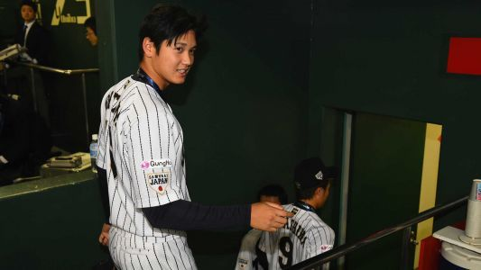 Japan's Shohei Otani announces he wants to play in MLB