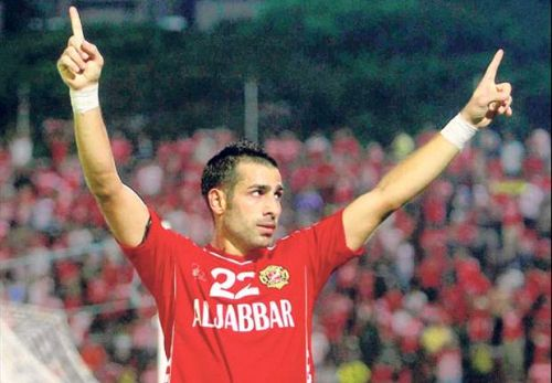 Ghaddar departs again, new centre back signed