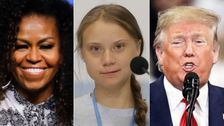 Michelle Obama Springs To Greta Thunberg's Defense After Trump Bullies Her On Twitter