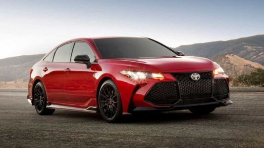 The 2019 Toyota Avalon TRD Proves How Weird Our Reality Has Become