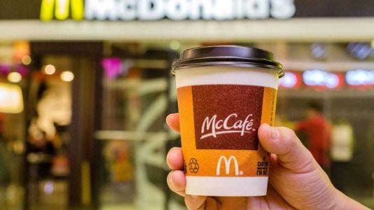 Metro area McDonald's offering free coffee to first responders, health care professionals