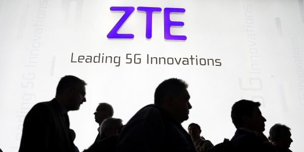 Trump wants to end a trade ban on ZTE, the Chinese company that reportedly had an entire department devoted to paying foreign bribes