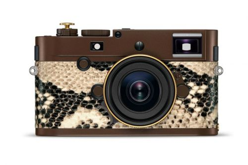 """Leica and Lenny Kravitz Team Up Again For a Limited Edition M Monochrom """"Drifter"""""""