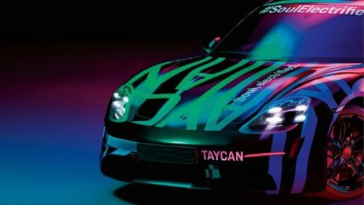 The Electric Porsche Taycan May Look a Lot More 'Normal' Than the Mission E Concept