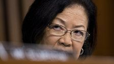 Mazie Hirono Says It's 'Bulls**t' That GOP Has Tried Everything To Contact Kavanaugh Accuser