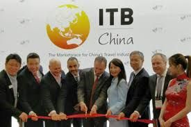 Ctrip takes part in ITB China 2018
