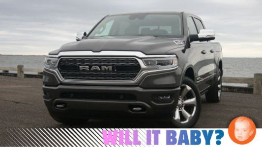 The 2019 Ram 1500 Limited Is a Fine Family Car if Your Family Brings Everything Everywhere