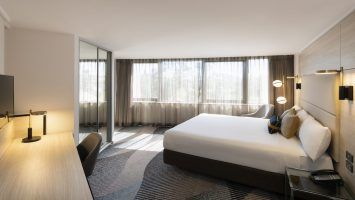 Novotel Sydney Paramatta upgrades rooms