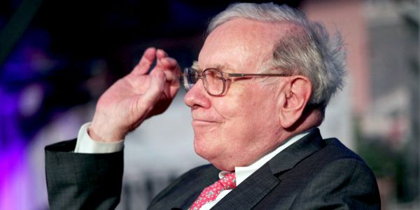 Warren Buffett tops list of America's biggest givers after donating nearly $15 billion in 5 years