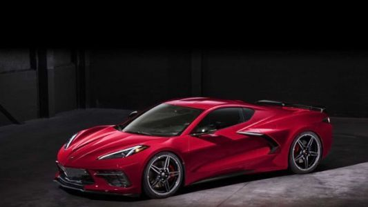 Here Is the 2020 Mid-Engine Corvette Before You're Supposed to See It