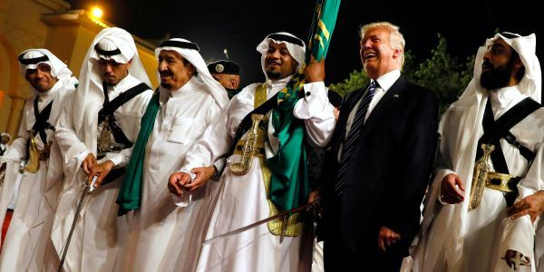 Trump frets over arms sales as worldwide outrage over disappearance of Saudi critic grows