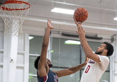 Robert Morris holds off Fairleigh Dickinson comeback for first NEC win of the year