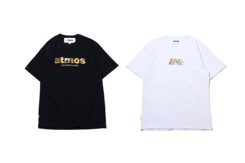 Atmos Japan Opens Dave White Exhibition & Drops Exclusive Endangered Species Collab
