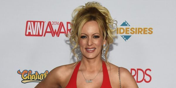 It sounds like reporters had a wild time at the South Carolina strip club where porn star Stormy Daniels started a tour