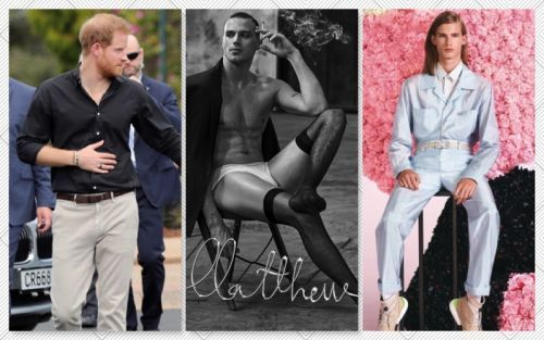 Week in Review: Prince Harry, Matthew Noszka, Dior Men + More